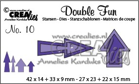 Double Fun stansen no. 10