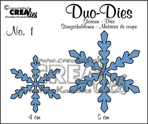 Duo Dies no. 1, Sneeuwvlokken 1