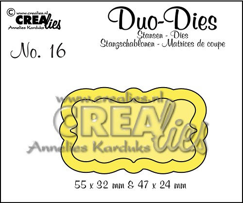 Duo Dies no. 16, Duo Labels 3