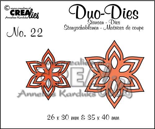 Duo Dies no. 22, Bloemen 13