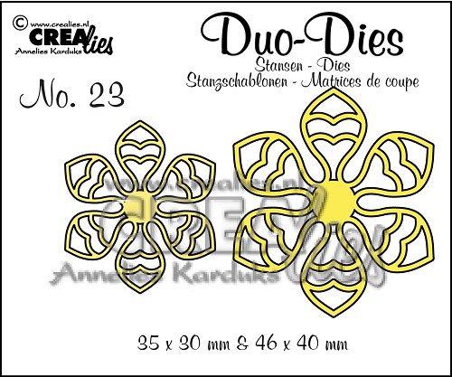 Duo Dies no. 23, Flowers 14