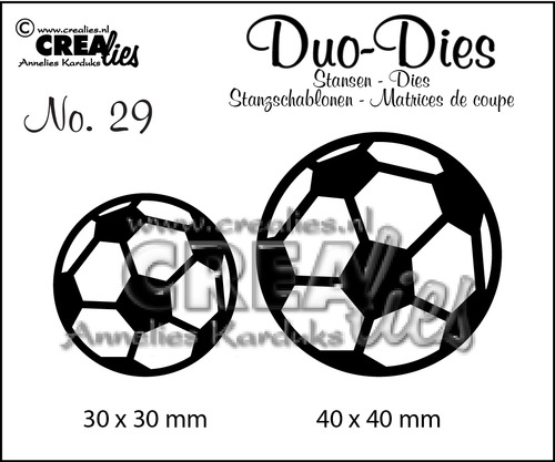 Duo Dies no. 29, Voetballen