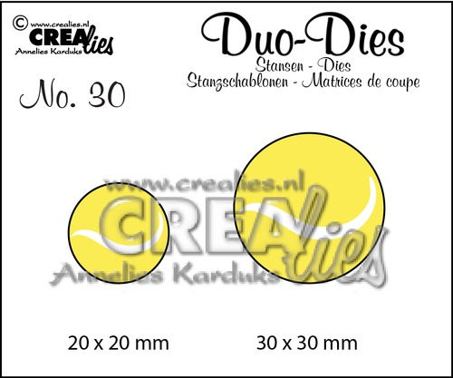Duo Dies no. 30, Tennisballen