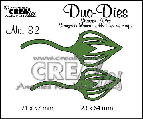 Duo Dies no. 32, Leaves 2