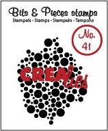 Bits & Pieces stempel no. 41