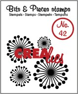 Bits & Pieces stempel no. 42