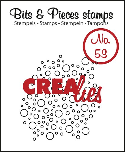 Bits & Pieces stempel no. 53