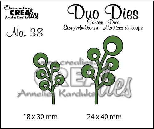 Duo Dies no. 38, Blaadjes 6