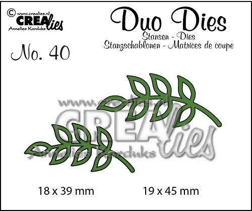 Duo Dies no. 40, Leaves 8