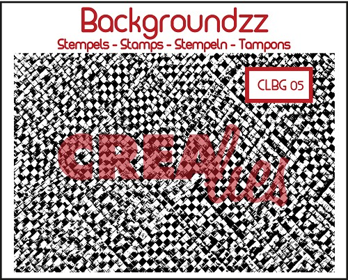 Backgroundzz no. 5, Bamboo mat