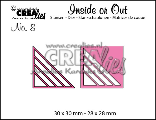 Inside or Out dies no. 8, Corners C