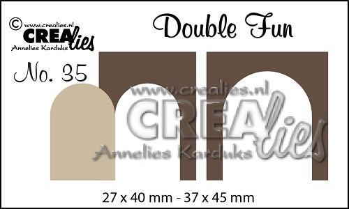 Double Fun dies no. 35, Doghouse doors