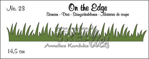 On the Edge stans no. 23, Gras