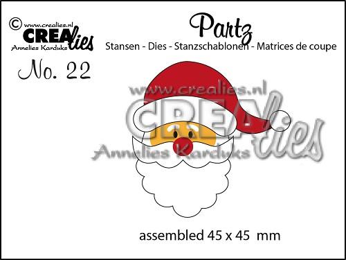 Partz stans/die no. 22, Kerstman / Santa Claus