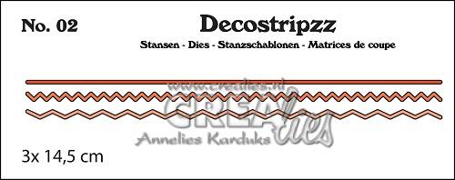 Decostripzz stans no. 02, Zig zag