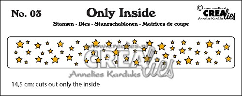 Only Inside die no. 3, Stars
