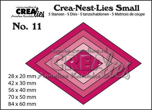 Crea-Nest-Lies Small stansen no. 11, Wybers