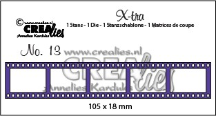 X-tra die no. 13, Filmstrip small