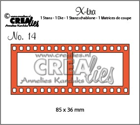 X-tra stans no. 14, Filmstrip groot