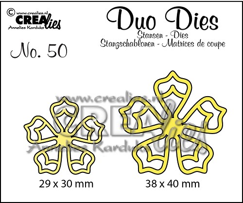 Duo Dies no. 50, Flowers 21