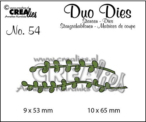 Duo Dies no. 54, Blaadjes 9