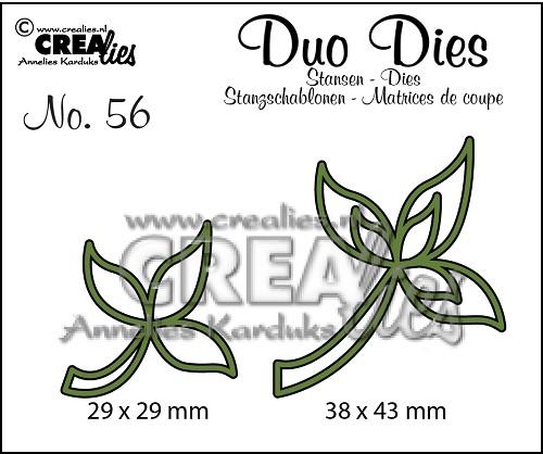 Duo Dies no. 56, Blaadjes 10