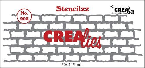 Stencilzz no. 203, Stones