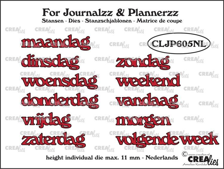Stansen: Weekdagen NL