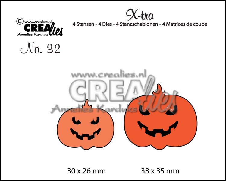 X-tra dies no. 32, Creepy Pumpkins