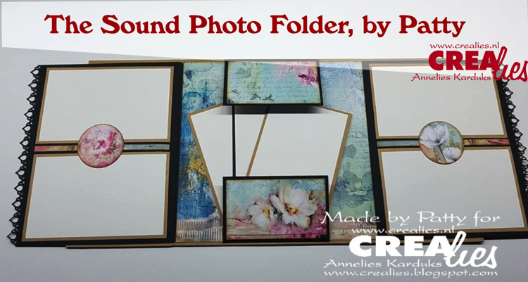 The Sound Photo Folder, by Patty