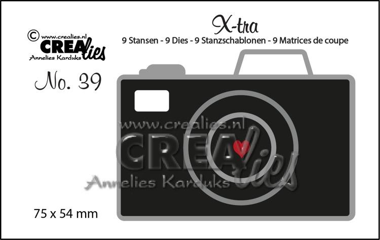 X-tra dies no. 39, Camera, medium