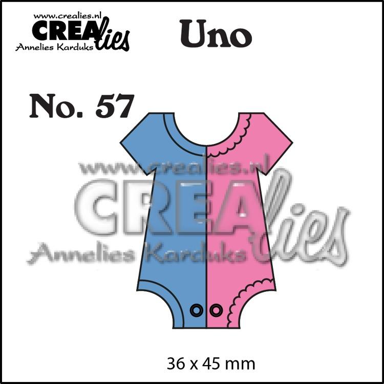 Uno stans no. 57, Romper (klein)