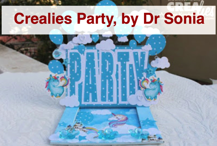 Crealies  Party,  by Dr Sonia