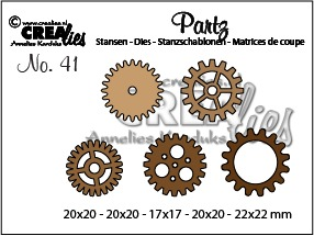 5x Gears small