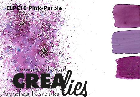 Pigment Colorzz, Paars-Roze no. 10