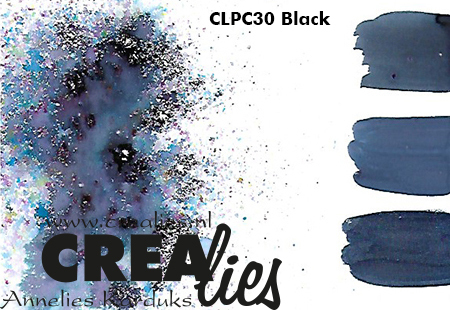 Pigment Colorzz, Zwart no. 30