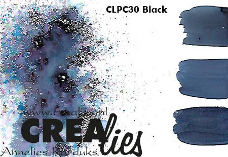 Pigment Colorzz, Black no. 30