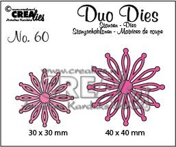 Duo Dies no. 60, Open bloemen 25