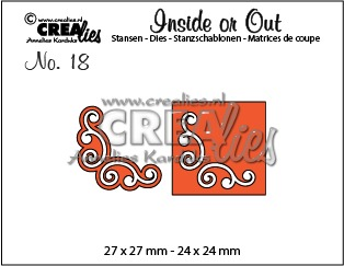 Inside or Out dies no. 18, Corners L