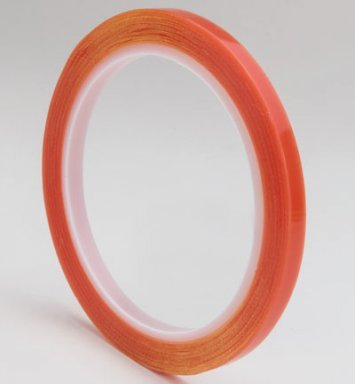 Red sticky tape 6 mm
