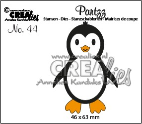 Partzz dies no. 44, Penguin