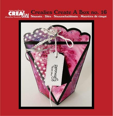 Create A Box stansen no. 16, Zakdoosje
