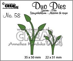 Duo Dies no. 58, Blaadjes 12