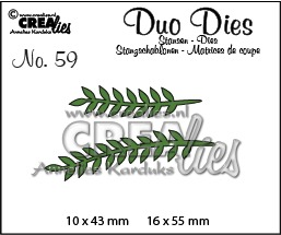 Duo Dies no. 59, Leaves 13