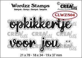 Wordzz stamps no. 04, Dutch words