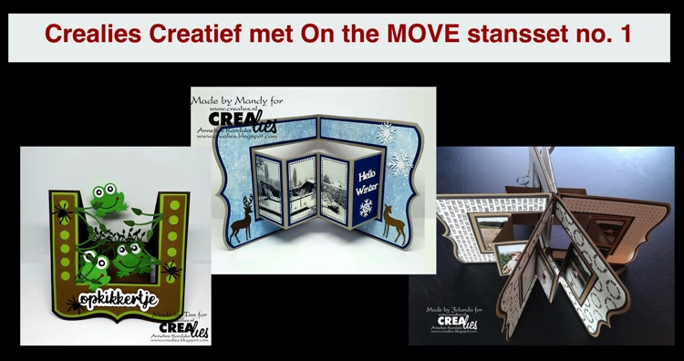 20 11 21 Crealies Creative with On the MOVE dieset no. 1