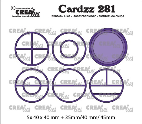 Cardzz stansen no. 281, Elements cirkels