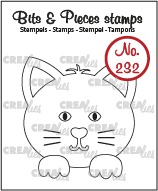 Bits & Pieces stamp no. 230, Cat