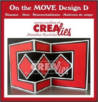 On the MOVE stansen no. 5, Design D