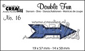 Double Fun stansen no. 16 / Double Fun dies no. 16